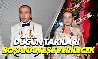 Mahkeme düğün takılarının boşanan eşe ait olduğuna karar verdi