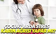 Çocuklarda karın ağrısı hafife alınmamalı