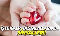 Bebeklerde morarma ve gelişme geriliği kalp hastalıklarını işaret ediyor