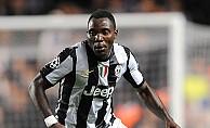 Kwadwo Asamoah 7 milyon Euro bedelle Galatasaray'da