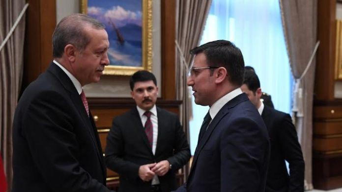 Milletvekili Küçükcan, Cumhurbaşkanı Erdoğan'a Rapor Sundu
