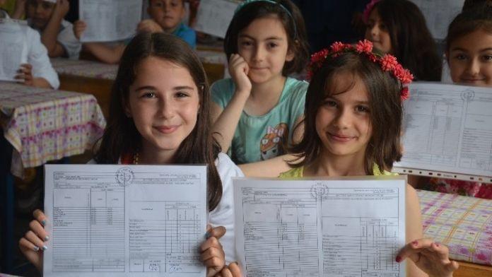Fatsa'da 22 Bin 300 Öğrenci Karne Heyecanı Yaşayacak