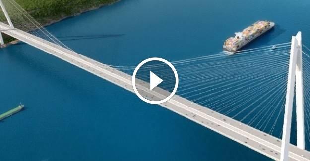 3. Köprü Açılış Töreni
