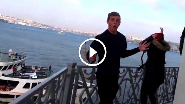 İstanbul'un dört noktasında imkansızı başaran How Ridiculous harika basketler attı!